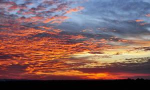 Sunset by 6elA