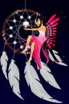 Faerie Dream Catcher by FaerieWarrior