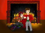 Warm Holidays by FaerieWarrior