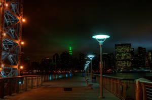 NYC Revelry by SkewterPie