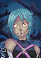 Aqua!nort by Animequeen111