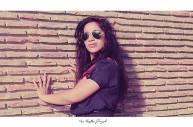 Karima Lamali (Morena) by Anas-aniox