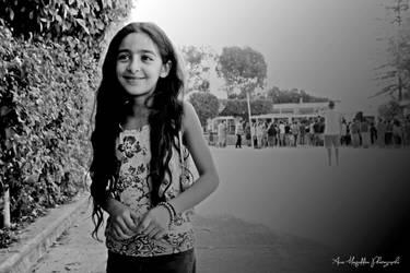 Ghita Benabid by Anas-aniox
