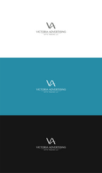 Victoria Advertising logo by Acker91