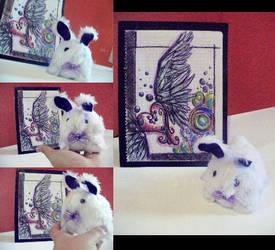 Le Bunny by Zaphriel