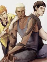 YJ: Wally, Kaldur, Kon by electriclimo