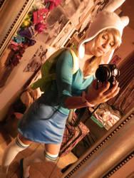 Adventure Time!Gender Bender: Fionna by UnimesShiChui