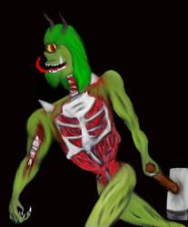 Monster Smash by Mr-Bonejangles