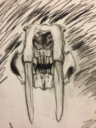 Art diary day 1 by Mr-Bonejangles