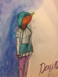 Skinbird by Mr-Bonejangles