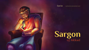 Sargon of Akkad - Enlightened Readings by tushantin