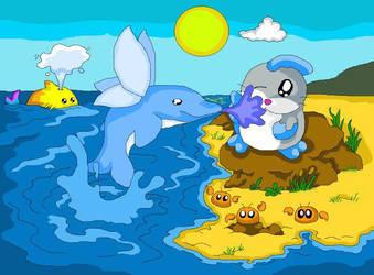 Ocean Fun - FSC by suicidalsheep