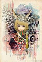 Thinking Rabbits Make Worlds by yuko-rabbit