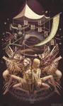 Satanic Decalcomania by yuko-rabbit