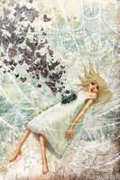 Silk Cocoon by yuko-rabbit
