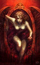 Elizabeth Bathory by yuko-rabbit