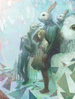 The Rabbits are Here by yuko-rabbit