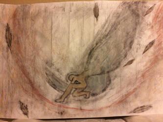 Falling Warrior  by Fallenangelassasin