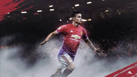 James Rodriguez Manchester United? by MaRaYu9