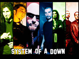 System of a Down by Zeerooh