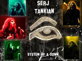 Serj Tankian's Revenge by Zeerooh