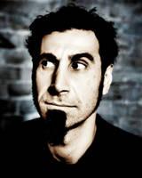 Serj Adam Tankian by Zeerooh