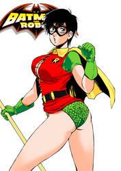 Robin the Girl by Shinkaigyo