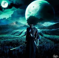 Afro Samurai: The Tribute by gunzy1
