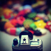 take a picture. by Camiloo