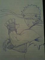 Ryu_2 by Stepz