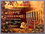 Happy Hannukah by Lior-Art