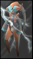deoxys origin form by Angelis21