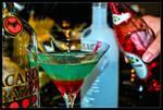 bottle rocket martini by delobbo