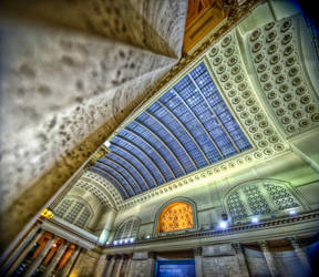 Union Station Chicago 3 by delobbo