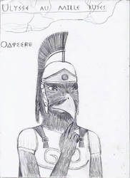 Ulysses ( Odysseus ) by Weziens-Reader