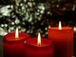 Candles and Stars by Merkosh