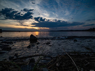 Shoreline by Merkosh