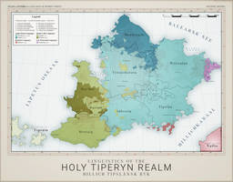 Tiperyn Linguistics - Atlas of Anterra by graphicamechanica