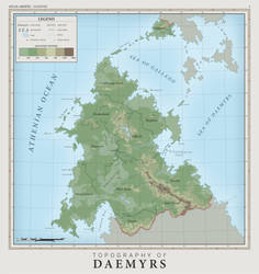 Daemyrs Topography (Commission) by graphicamechanica