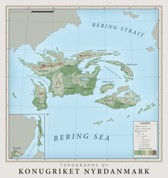 Nyardanmark Topography (Commission) by graphicamechanica