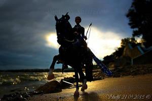 My Gorgeous Dark Flap! by Shelfi
