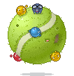 Little Emote Planet by guitarcraze