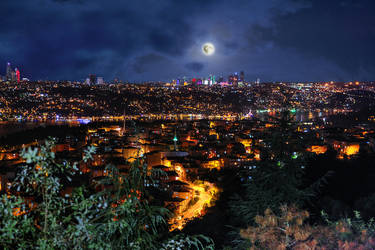 Big Rich Town HDR by ISIK5
