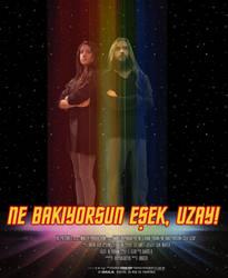 Ne Bakiyorsun Esek, Uzay! by ISIK5