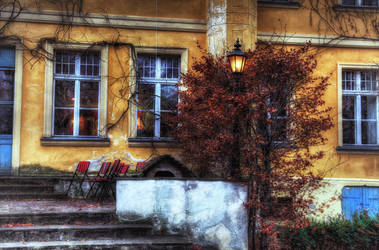 The Crimson Gold HDR by ISIK5
