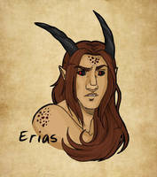 Erias Coloration by Captain-Savvy