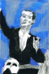 Hugh Panaro as the phantom by phantom245w44st