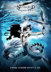 Sirena Warrior by Iantoy