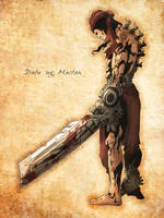 Datu ng Mactan by Iantoy