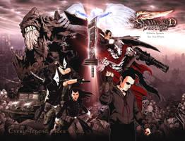 SKyworld 3:Prodigal_COVER by Iantoy